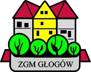 Logo ZGM Głogów