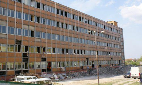 Fot. 2009 r. Hotel Merkury